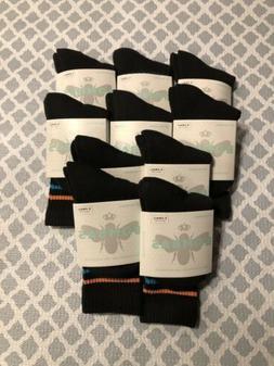10 Pack NWT Bombas Crew Socks Women's XS Black And Multico