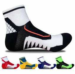 10 Pairs Ankle Socks Low Cut Sports Running Cycling Crew Cot
