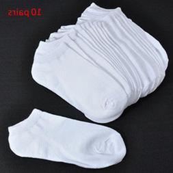 10Pairs/Set Unisex Casual <font><b>Socks</b></font> Short Fe