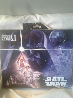 Star Wars 12 Days Of Socks Set 12 Pair - Christmas Advent Ca