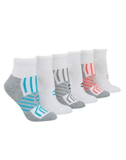 12 Pairs Champion Women's Performance Ankle Socks CH308
