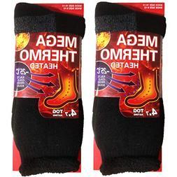 USBingoshop 2 Pairs Men's Heat Thick Insulated Wool Winter T