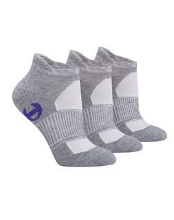 2 Champion Women's Performance Heel Shield® Socks 3