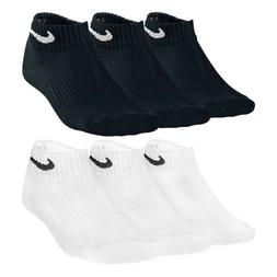 3 PACK Nike Performance Cotton Youth Low Cut Socks - Sizes Y