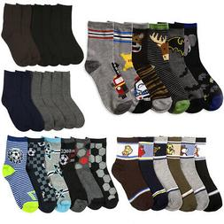3 Pairs Assorted Kids Socks Size Ages 2-3 Years Animal Print