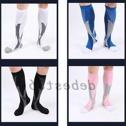 3 Pairs Compression Socks Orthopedic Stockings Anti-Fatigue