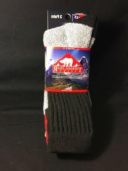 3 Pairs Thermal Boot Extreme Cold Weather Socks Insulated Me