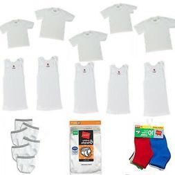 32 PC Toddler Boys Underwear Briefs Socks A-Shirts T-Shirts