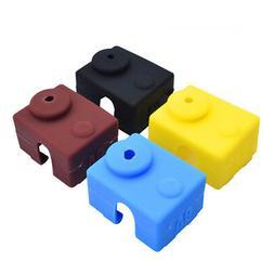 3D Printer Silicone Sock Heater Block Cover E3D-V6 Hotend He