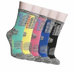 YSense 4-5 Pairs Womens Cute Funny Dog Socks Casual Cotton C