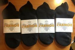 Pack Bombas Women's Ankle Socks Size MEDIUM
