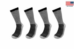 4 Pairs 71% Premium Merino Wool Boot MEN & WOMEN Hiking Outd