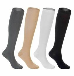 Compression Socks Stockings Graduated Support Men's Women's