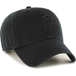 '47 Brand Chicago White Sox Clean Up MLB Strapback Hat Cap A