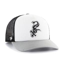 '47 MLB Chicago White Sox Glimmer Captain CF Hat, One Size,