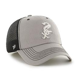 '47 MLB Chicago White Sox Taylor Closer Hat, One Size Stretc