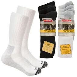 4pr Dickies Mens Hiking Crew Socks Pack Casual Work Or Athle