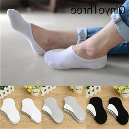 5pairs Unisex Soft Cotton <font><b>Socks</b></font> Loafer B