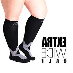Mojo Compression Socks 5XL XXXXXL Compression Socks for Very