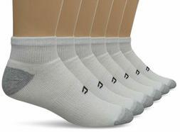 6 pack of Champion Athletic Performance Quarter Ankle Socks
