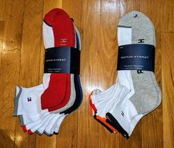 Tommy Hilfiger 6 Pair Pack Quarter Cotton Blend Cushion Sock