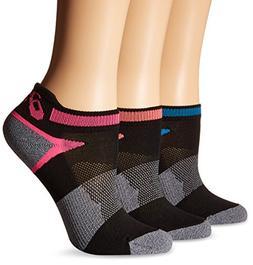 ASICS Women's Intensity Single Tab Socks , White, Medium