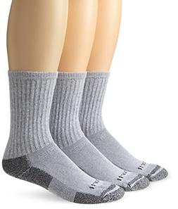 Carhartt All-season Men Cotton Crew Grey Gray Work Socks  Sh