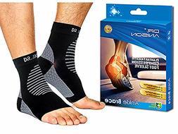 Ankle Brace Sleeve Plantar Fasciitis Compression socks Premi