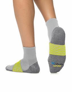 Ankle Socks 4 Pack Hanes Men's FreshIQ X Temp Active Cool Co