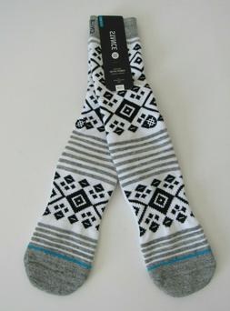 Stance Athletic Combed Cotton Crew Socks Mens  L/XL NWT  Dia