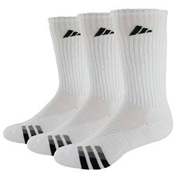 adidas 3-pk. Athletic Cushioned Crew Socks
