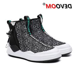 Autumn <font><b>Boots</b></font> Women Flat Shoes Fashion La