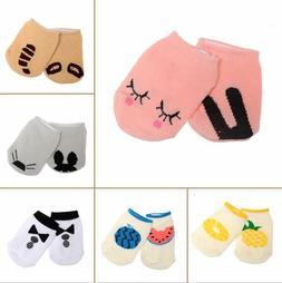 Baby Socks Floor Boys Girls Kids Children Cotton Anti Skid S