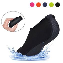 Barefoot Water Skin Shoes Aqua Socks for Beach Swim Surf Yog