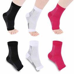 Best PLANTAR FASCIITIS Foot Pain Compression Sleeve Valgus H