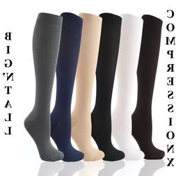 Compression X  Socks Pain Relief Calf Leg Foot Support Stock