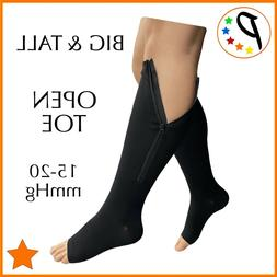 big tall 3xl open toe 15 20