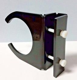 """*Black* Adjustable 4"""" Filter Sock Holder from Pureflow"""