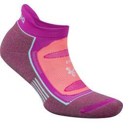 Balega Blister Resist No Show Running Socks - Lilac Rose/Ele
