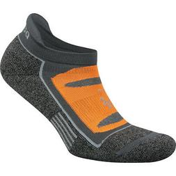 Balega Blister Resist No Show Running Socks - Midgray