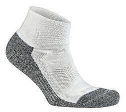 Balega Blister Resist Quarter Socks For Men and Women  , Whi