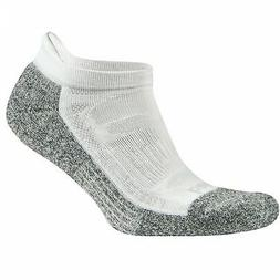 Balega Blister Resist No Show Socks, White, Small