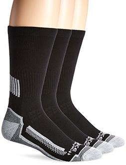 Carhartt Breathable Work Crew Mens Socks  3-Pack Odor Resist
