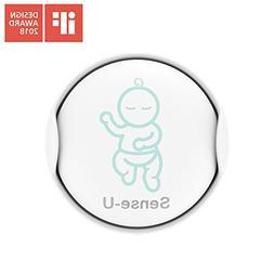 Sense-U Baby Breathing & Rollover Baby Movement Monitor wit
