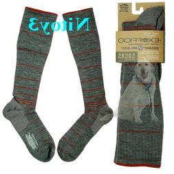 ExOfficio BugsAway® Graduated Compression Socks-Merino Wool