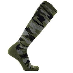 Camo Compression Socks for Men & Women – Best Premium Grad