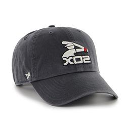 "Chicago White Sox 47 Brand MLB ""Cooperstown"" Clean Up Adjust"