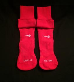 Nike Classic II Cushioned Soccer Sock - RED SX5728-648 Over