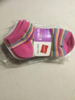 Hanes Girls Classics Low Cut Liner P4