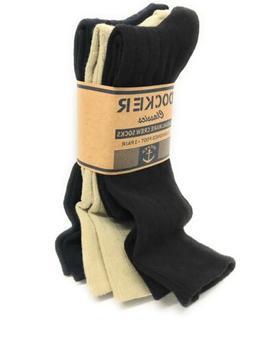 classics dress argyle crew socks